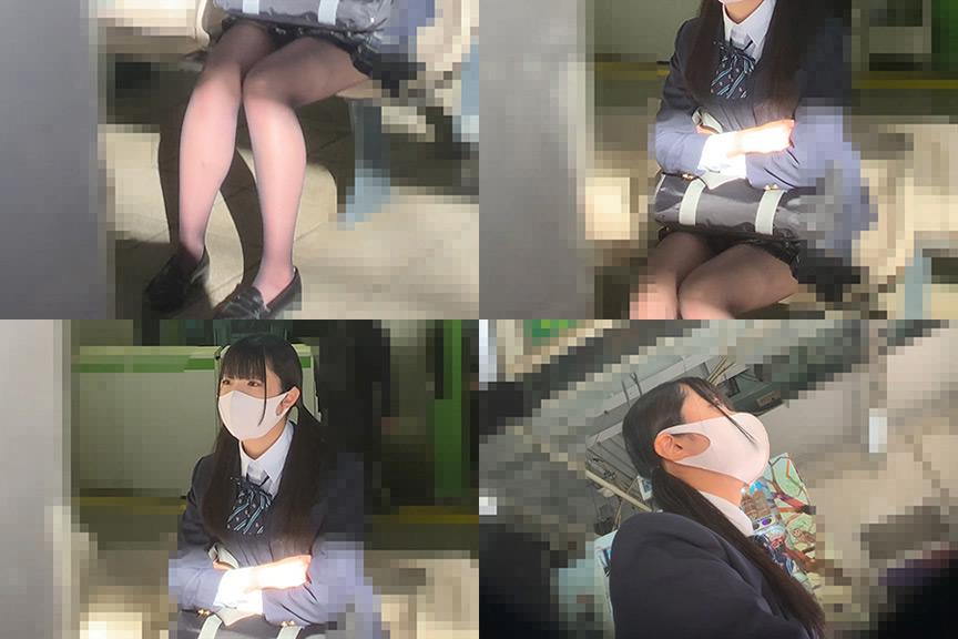 実録 電車痴漢映像 #008 2枚目