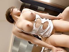 むちえろ看護師 中出しランジェリーナ 高坂あいり 30歳 白衣を脱いだ現役看護師がむちえろ極上ボディを魅せるセクシーランジェリーで中出し懇願セックス