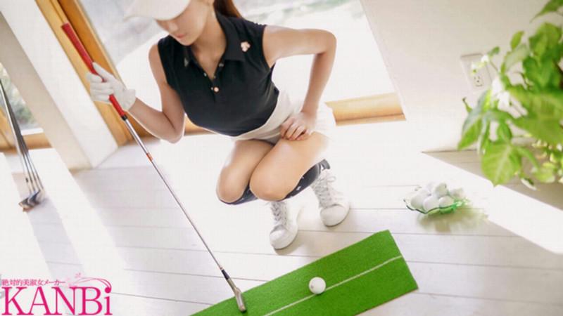 ゴルフコーチ妻 財前カレン35歳 AVデビュー 画像 2