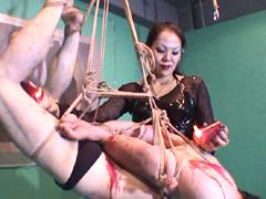 美人拷問官 珠姫 絶叫!地獄の拷問責め