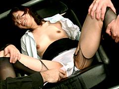 岩本律子:団地妻の悶絶失禁陵辱