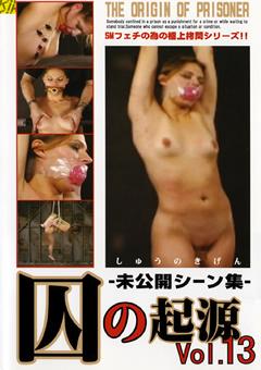 囚の起源 Vol.13