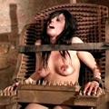 闇夜に眠る拷問の館