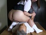 肛門マニアの末路 爺さんの孫娘家庭内尻穴チカン 【DUGA】