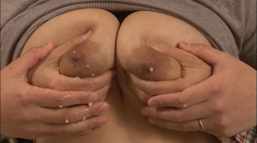 母乳パイズリ味くらべ チンポに最高の生ローション