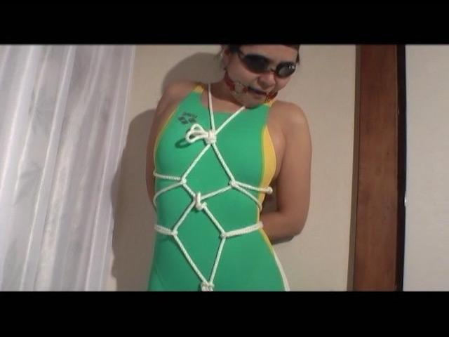 スパッツ競泳水着II水着ごとワレメを犯し尽くせ!