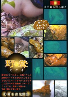 野糞 ギャルの野糞を徹底解剖3