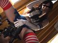 痴漢カメコ出没 エチエチ撮影会で暴徒化するカメラ小僧3のサムネイルエロ画像No.1