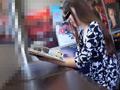 【痴漢映画館】痴漢でエチエチになるお姉さんのサムネイルエロ画像No.1