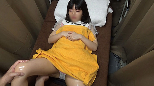 (眠り姫vs整体師)幼い子にマッサージ痴漢 JK風のオナホケースにチンコ突きまくる 2枚目