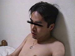 【ゲイのオナニー動画】ノンケがオナニーじっくり披露!!