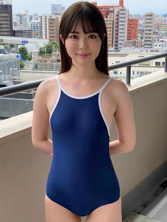 IdolLAB   kosatsu-0467 百瀬あすか 濡れてテカってピッタリ密着 神スク水