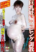 巨乳妊婦ラッピング調教