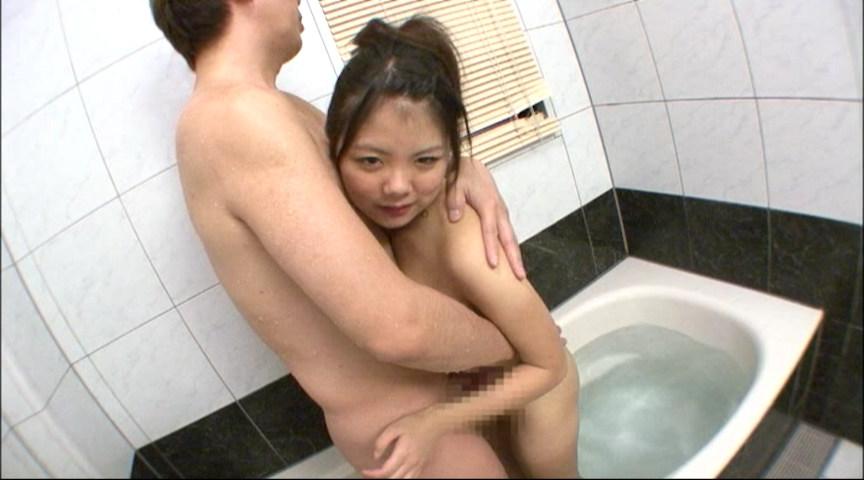 パイパン美少女風呂1 画像 1