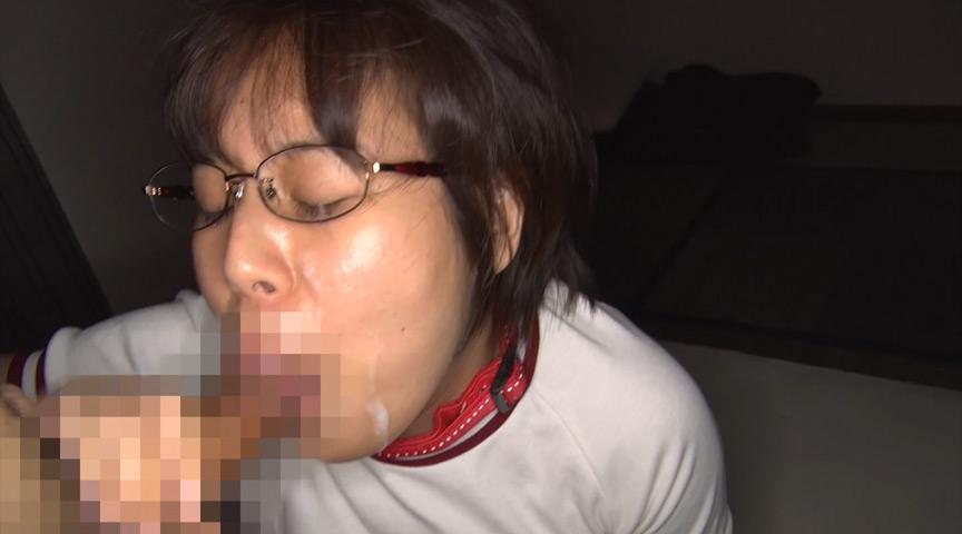 ショートヘアが可愛い爆乳すっぴんメガネっ娘 塚田詩織 画像 20