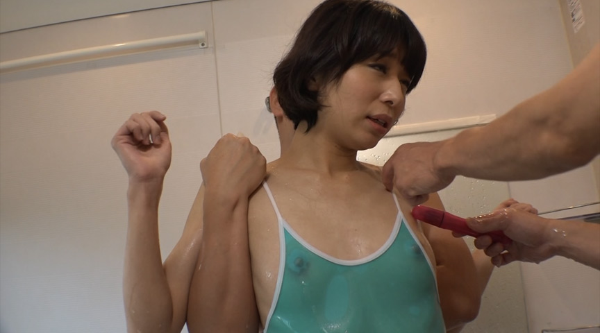 激レア!つるぺた筋肉美少女 まなかかな 20歳パイパン 画像 10