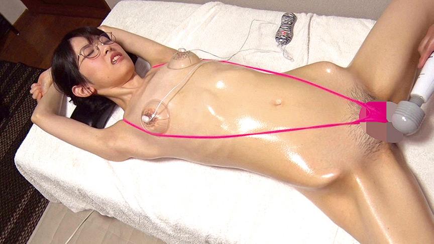 メガネっ子美少女10人連続セックス 8時間2枚組 画像 12