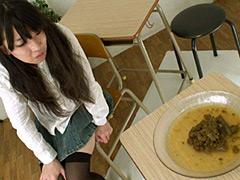 メンヘラ女の大量未消化糞