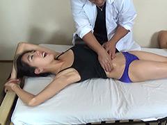 くすぐりマッサージ治療院8 優子のジャケットエロ画像