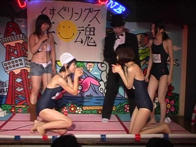 くすぐリングス Vol.10 スク水だよ全員集合!!編 画像 14