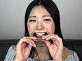 【歯フェチ】プチ口内観察宮永の口の中