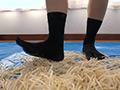 倉科ちゃんのもやしクラッシュ 五本指靴下のサムネイルエロ画像No.2
