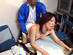 悪徳店員と万引きを犯した人妻たちの猥褻肉欲取引2  無料エロ動画まとめ|H動画ネット