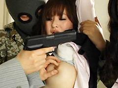 銀行強盗 女子行員籠城レイプ事件2
