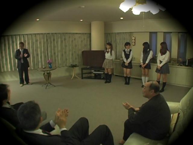 女王様JK売買 Mオヤジが集まる秘密サークル盗撮のサンプル画像11
