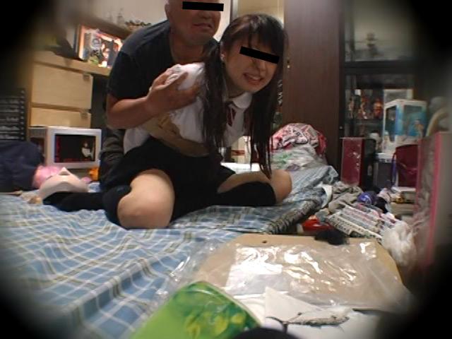 ネットオタク 女子校生監禁したビデオのサンプル画像