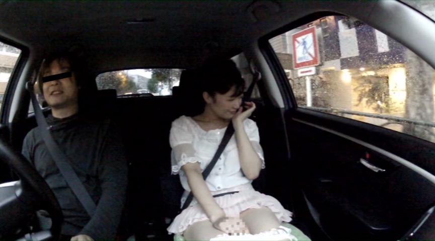 人妻が不倫ドライブ中に我慢できずにうんこしょんべん漏らし の画像4