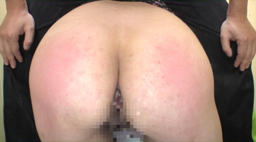 人妻お仕置 巨尻スパンキング 画像 12