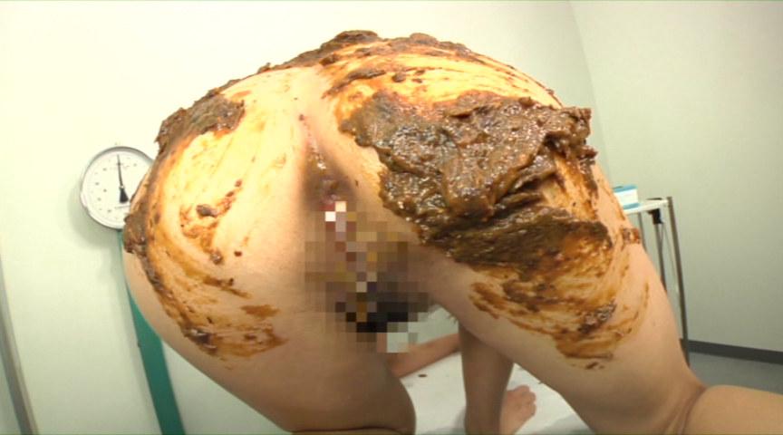 脱糞クソまみれ 尻穴セックス2 画像 5