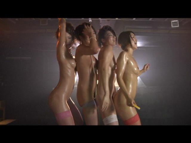 ボディコン全裸オイルダンス の画像2