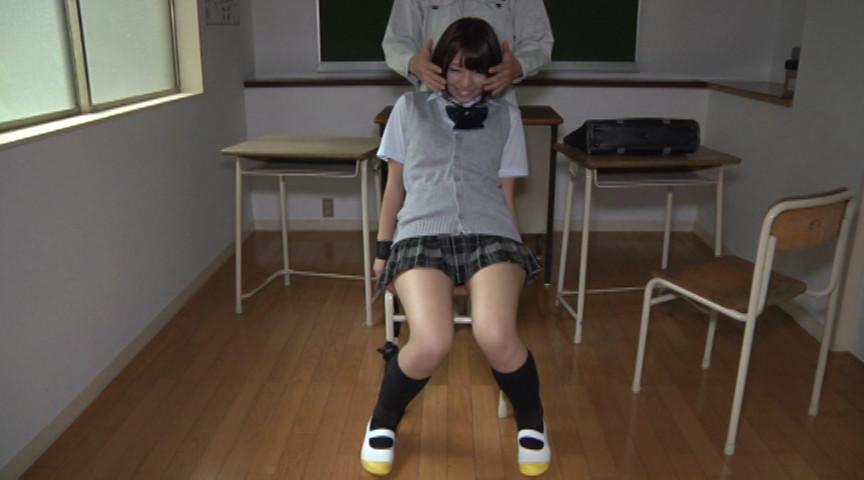 女子校生いたずら拘束くすぐり