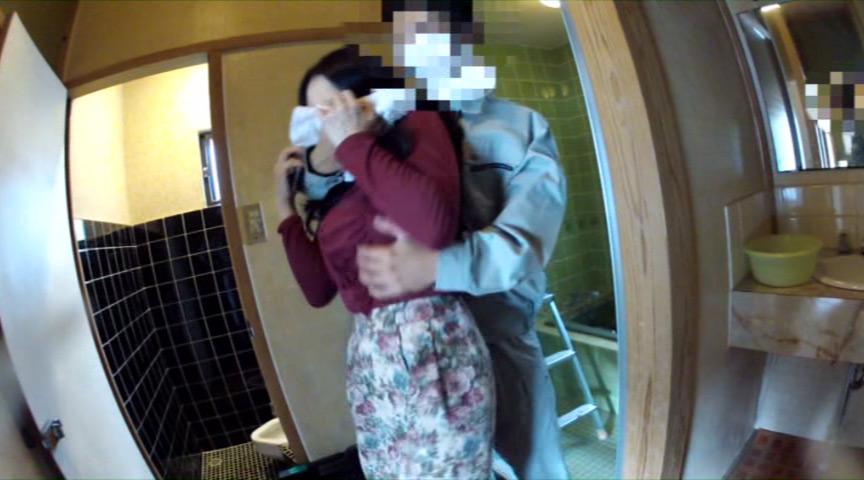 電気工事業者が盗撮した本物人妻媚薬昏睡レイプ映像 の画像11