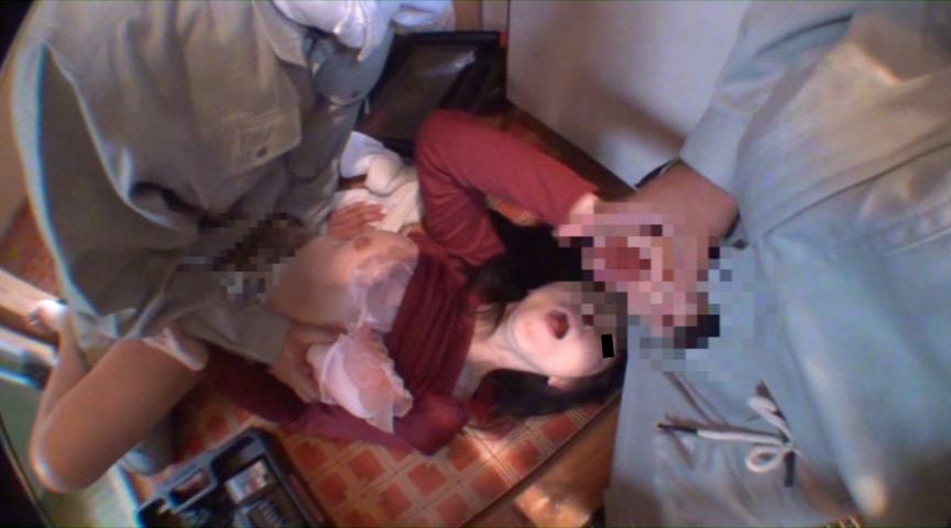 電気工事業者が盗撮した本物人妻媚薬昏睡レイプ映像 の画像8