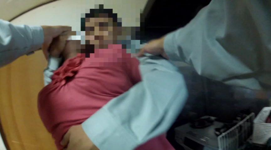 電気工事業者が盗撮した本物人妻媚薬昏睡レイプ映像 の画像7