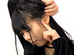 フェチ:美女の耳