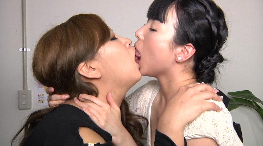 鼻舐めレズビアン-Nose Licking lesbian-
