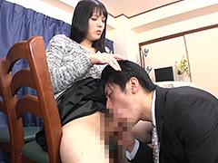 ニューハーフ×ご奉仕M男 ディープスロート尺八(フェラ)