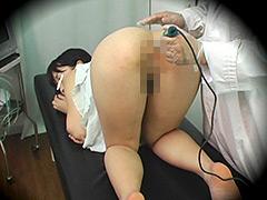 腸内丸見え&肛門内うんこ健診!便秘の悩みで来診の女性患者の羞恥を暴く禁断映像!
