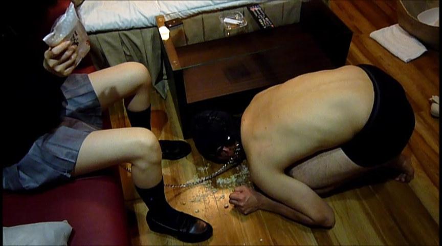 小悪魔系女子○生のM男いじめ の画像3