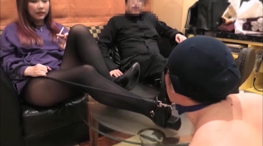 【M男いじめ動画】M男がドS女性とその友人にいじめられるエロ動画