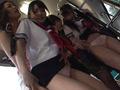 女が女を襲う!女監督ハルナのレズ痴漢バス case.02-9