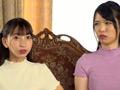 身長差レズビアン 冬愛ことね 大谷翔子のサムネイルエロ画像No.1