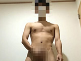 投稿!自画撮りオナニー・現役大学生ゆうや vol.1
