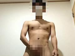 【ゆうや動画】投稿!自画撮りオナニー・現役大学生ゆうや-vol.1-ゲイ