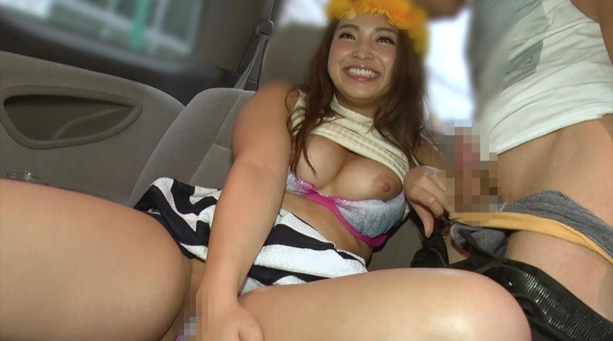 野外フェス人妻ナンパ 画像 7
