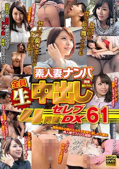 【熟女動画】素人妻ナンパ全員生中出し-4時間ゴージャスDX61